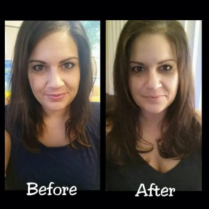 lisa before and after