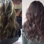 sophie hair color